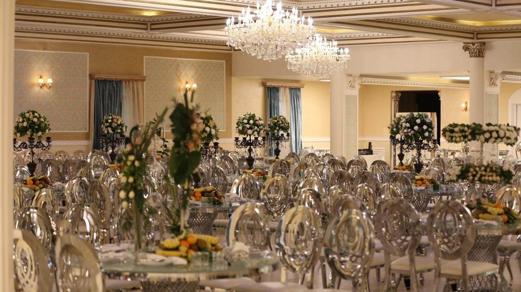 چرا باغ تالار دشت شقایق بهترین منو عروسی در غرب تهران را دارد