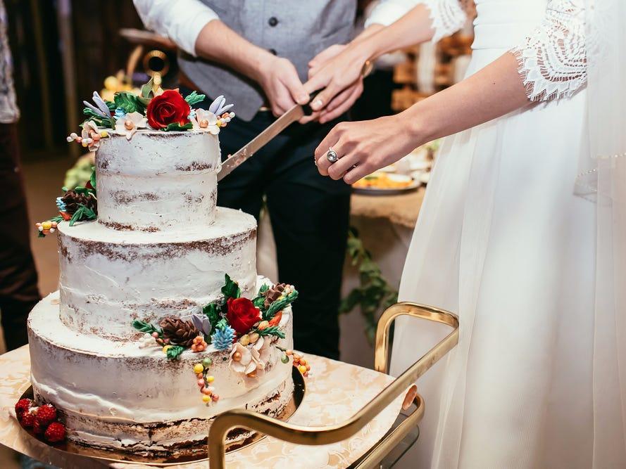 نکاتی طلایی در انتخاب کیک عروسی