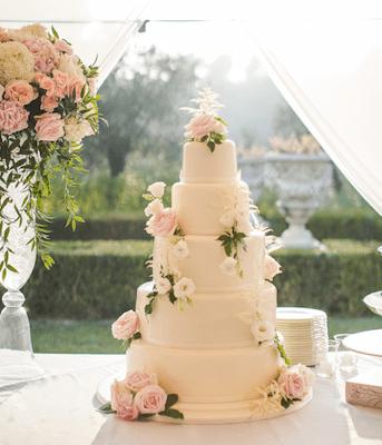 کیک عروسی چه ویژگی هایی دارد