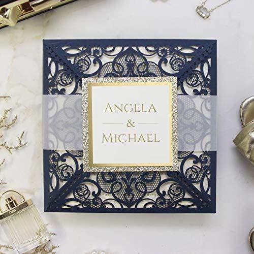 مدل کارت عروسی نشانه شخصیت شماست